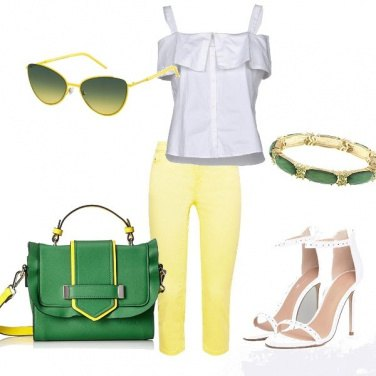 Outfit Brazil