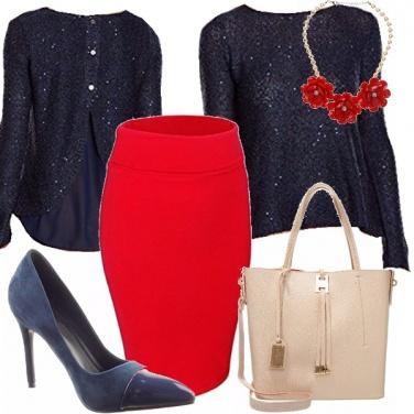 Outfit La prof. bon ton