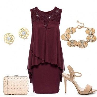 Outfit Elegante ...un po' retro'