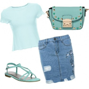 Outfit Basic #8238