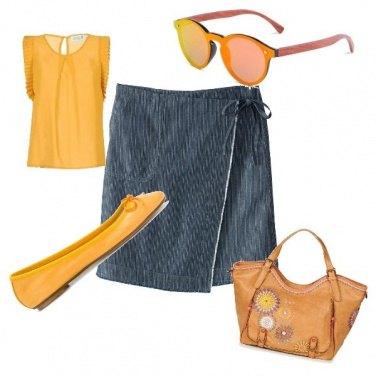 Outfit Non solo giallo