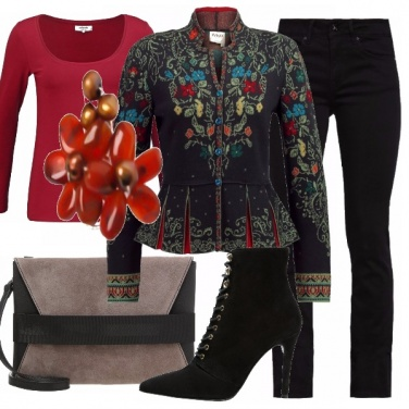 Outfit Autunno mon amour