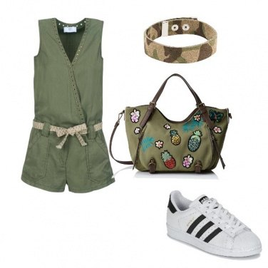 Outfit Urban #4092