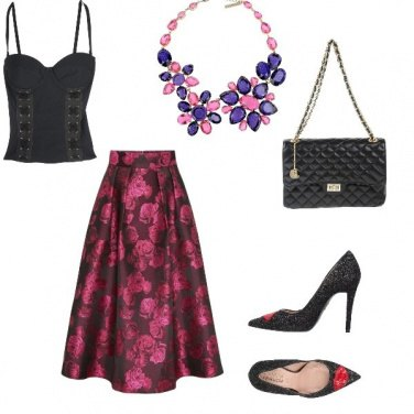 Outfit Sexy #1736