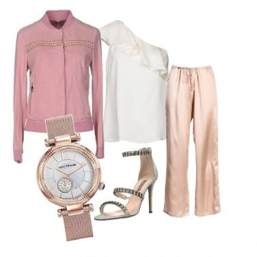 Outfit Pink glamour