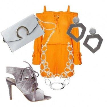 Outfit Particolari contrasti