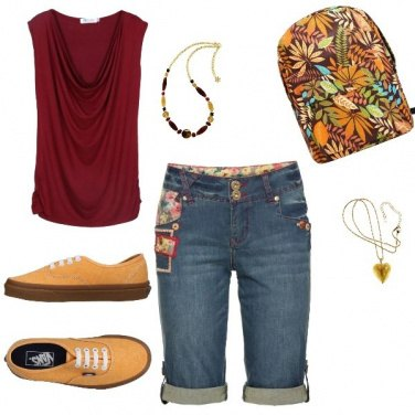 Outfit Savana