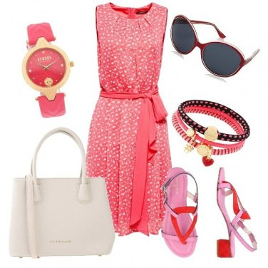 Outfit Corail