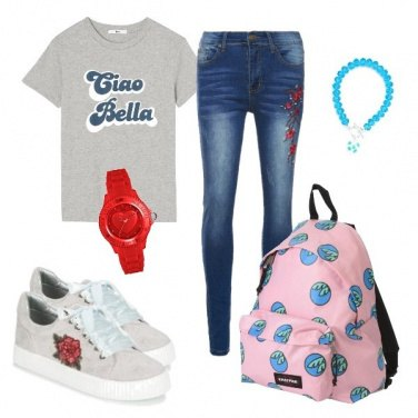 Outfit Ciao bella!