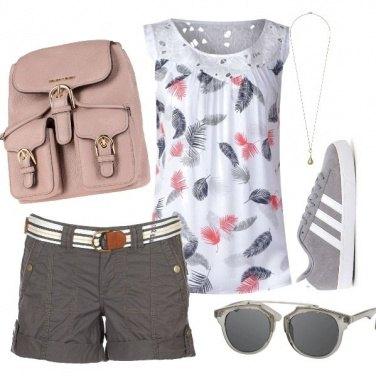 Outfit Turisti in città