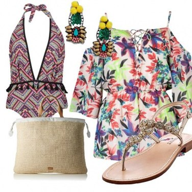 Outfit Etnico #1847