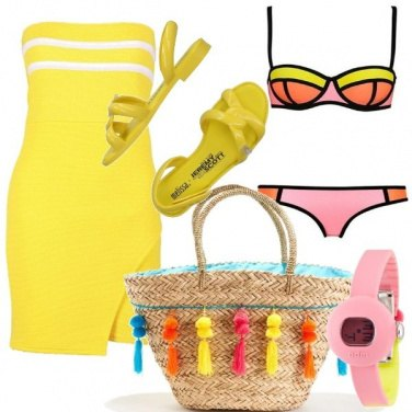 Outfit Solo colore