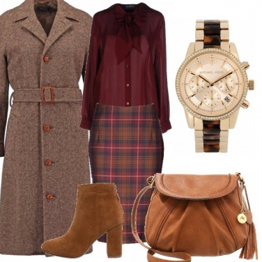 Outfit Lussuoso autunno