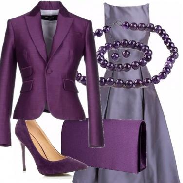 Outfit Fiore di glicine