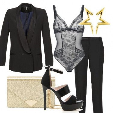 Outfit Sexy #1744