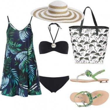 Outfit Colazione fronte mare