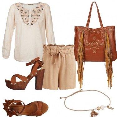 Outfit Etnico e urban