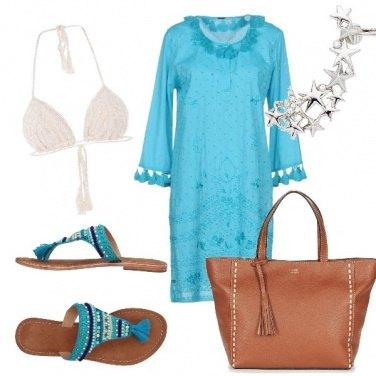 Outfit In passeggiata lungomare