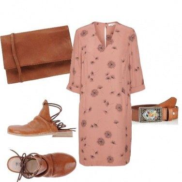 Outfit Cuoio estivo