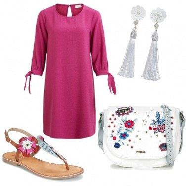 Outfit La ciabattina tropicale