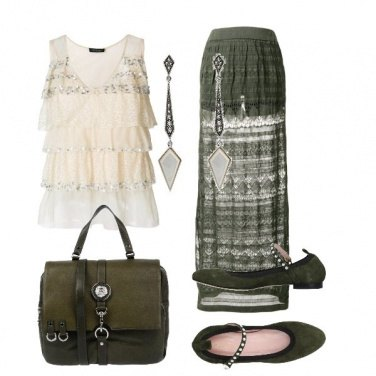 Outfit Etno chic