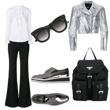 Outfit Maschile? forse