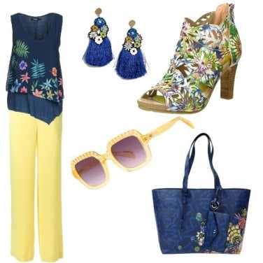 Outfit BluFlower