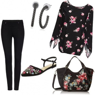 Outfit Scuola#345