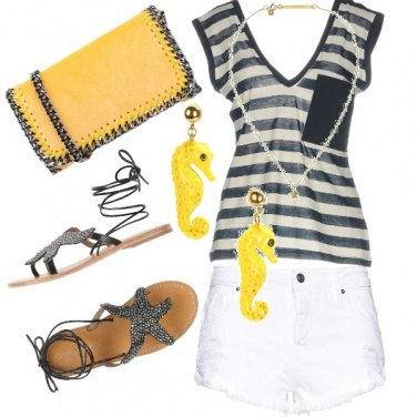 Outfit Stelle marine
