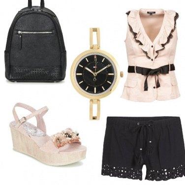 Outfit L\'ora dello shopping
