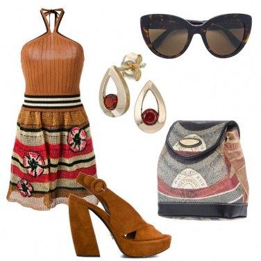 Outfit Lungomare bon ton