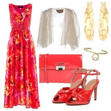 Outfit La migliore amica della sposa