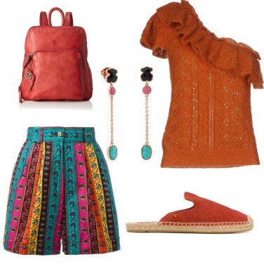Outfit Etnico #1872