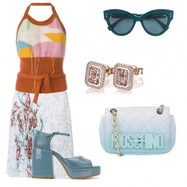 Outfit Colori e accostamenti