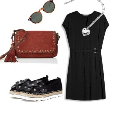 Outfit Black monday