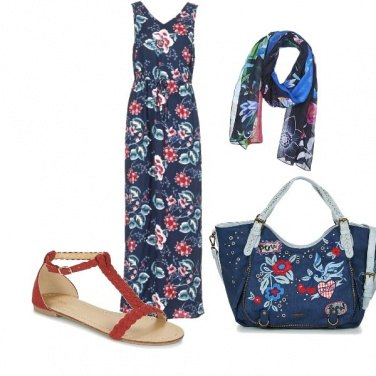 Outfit Etnico #1874