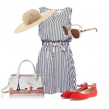 Outfit Un jour à Paris