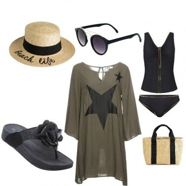 Outfit Al mare!