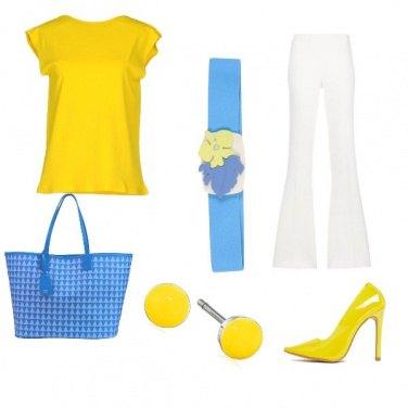 Outfit Un giorno colorato