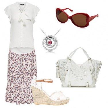 Outfit Gli occhiali colorati