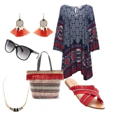 Outfit Etnico #1888