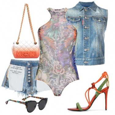 Outfit Urban tattoo