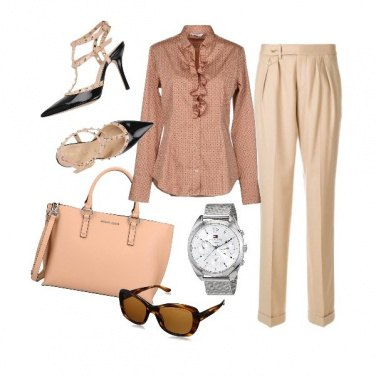 Outfit CMPS Yuppie