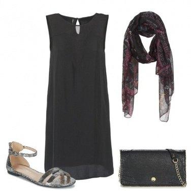 Outfit Serata semplice