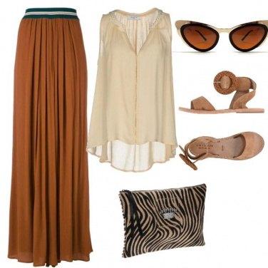 Outfit Sahara shades