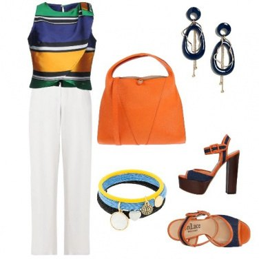 Outfit A fare shopping