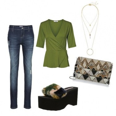 Outfit Trendy #12821