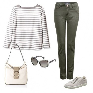 Outfit Easy -Gray
