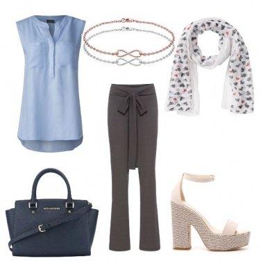 Outfit L\'infinito in città