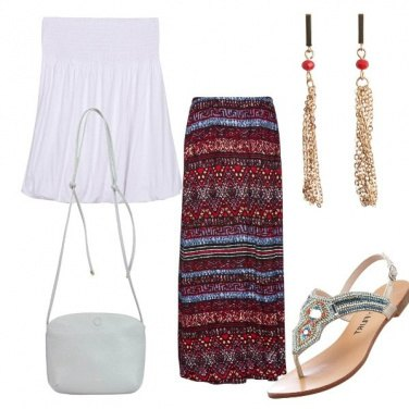 Outfit Tanti colori